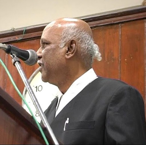 Prof V Narayana Swamy